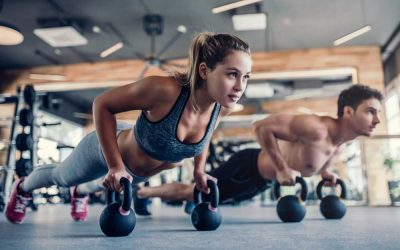 Fitness is Not Just for Grown-Ups